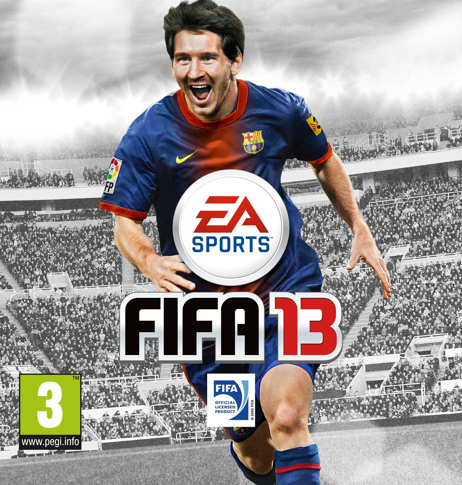 Fifa 13 – das offizielle game von ea sports