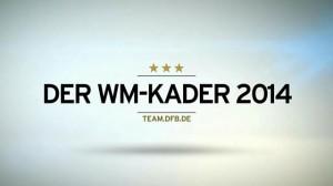 Stimmen zum erweiterten WM Kader 2014