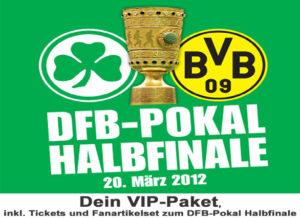 Fürth gegen Dortmund