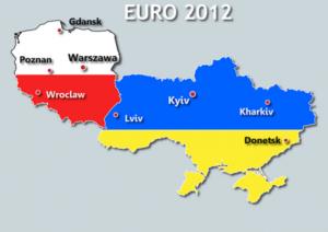 Spielorte der EURO 2012