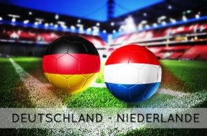 Niederlande gegen Deutschland