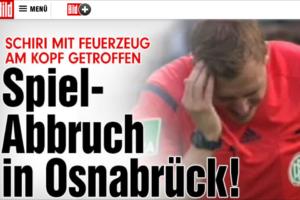 Pokal-Skandal in Osnabrück