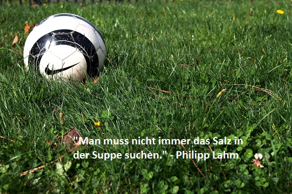 Sprüche Von Philipp Lahm Fußball Zitate