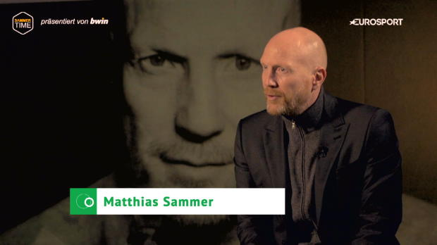 Eurosport-Experte Matthias Sammer