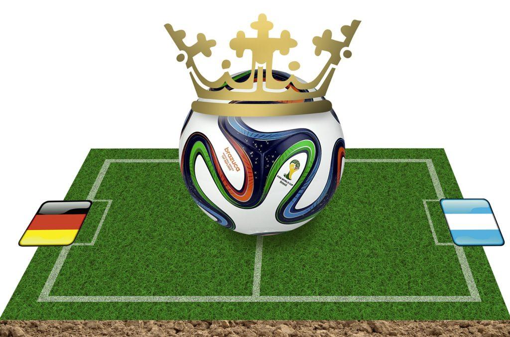 inoffizieller Fußball Weltmeister