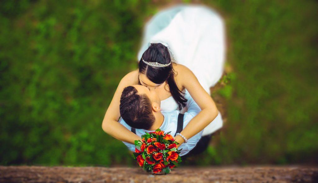 Hochzeit eines Fußballers
