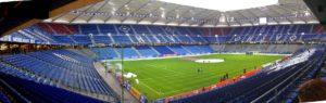Volksparkstadion des Hamburger Sport Verein